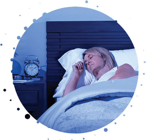 NOCDURNA is the only rapidly-dissolving sublingual tablet that treats nocturia due to nocturnal polyuria (NP) in adults who wake up at least 2 times per night to urinate